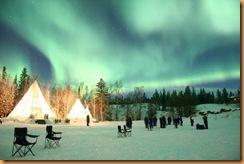 Aurore boréale2,Yukon