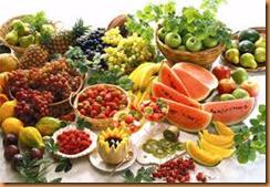 Fruits(sels et minéraux)