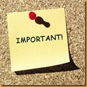 Message important(babilard)