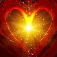 Coeur en couleur