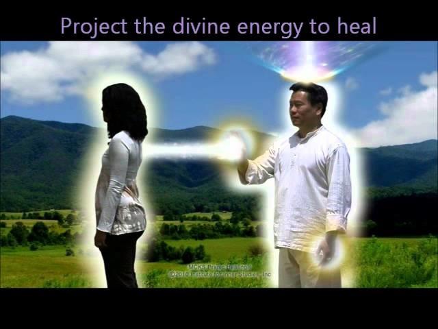 démonstration de l'énergie