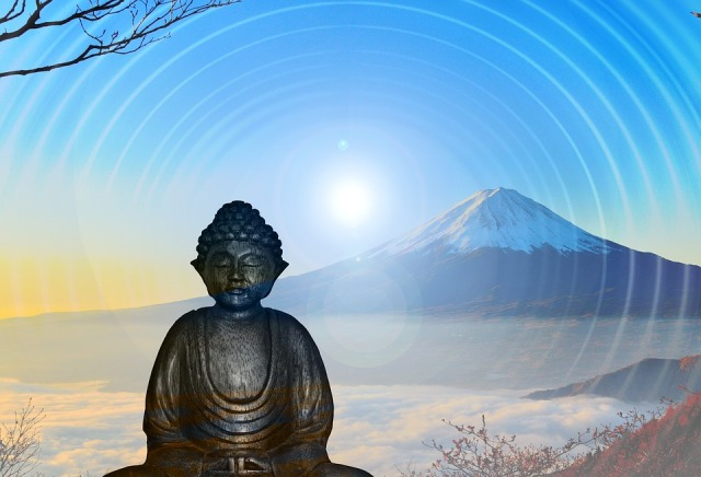 Bouddha ,conscience et éveil spirituelle